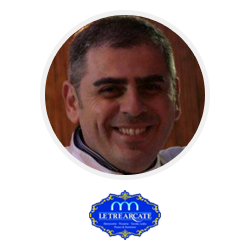 Alessandro Russo - Titolare del Ristorante: www.letrearcate.com