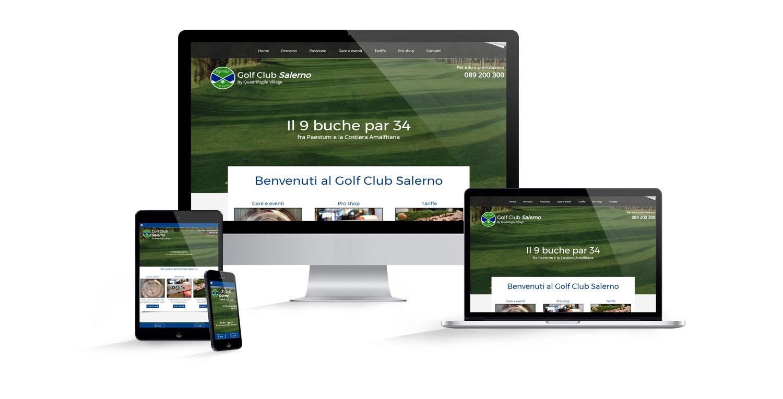 Golf Club Salerno | Vai alla scheda progetto