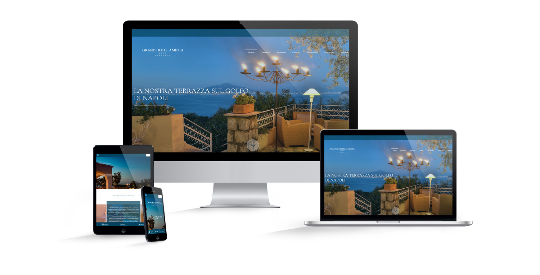 Grand Hotel Aminta | Vai alla scheda progetto