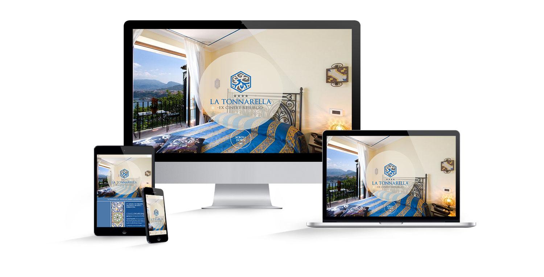 Hotel La Tonnarella | Vai alla scheda progetto