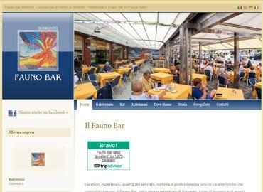 Fauno Bar Sorrento | Vai al sito
