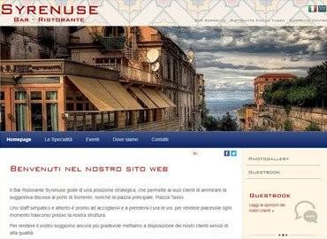 Bar Syrenuse Sorrento | Vai al sito