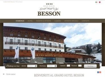 Grand Hotel Besson | Vai al sito
