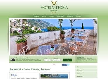 Hotel Vittoria Positano | Vai al sito