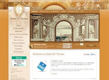 Hotel Zì Teresa | Vai al sito