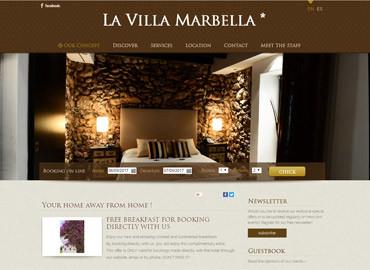 La Villa Marbella | Vai al sito