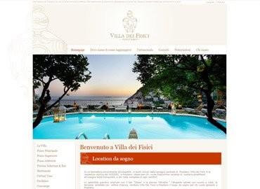 Villa dei Fisici Positano | Vai al sito