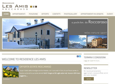 Residence Les Amis | Vai al sito