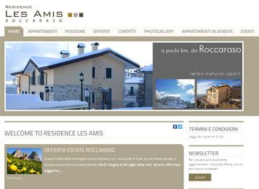 Residence Les Amis   Vai al sito