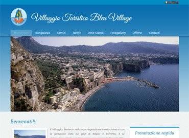 Villaggio Turistico Bleu Village   Vai al sito