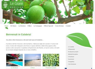 Agriclub Le Giare | Vai al sito