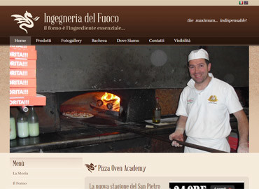 Pizze Oven Academy | Vai al sito