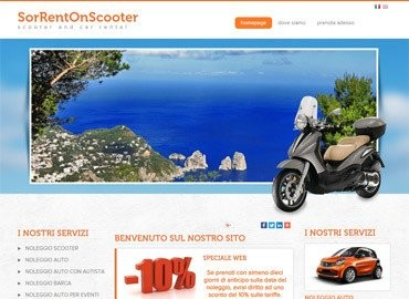Sorrento On Scooter | Vai al sito