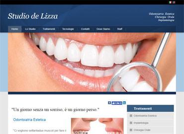 Studio De Lizza | Vai al sito