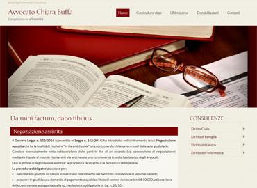 Avvocato Chiara Buffa | Vai al sito