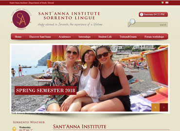 Sant'Anna Institute | Vai al sito