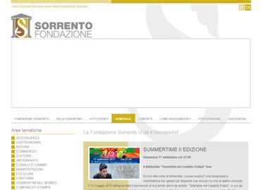 Fondazione Sorrento | Vai al sito