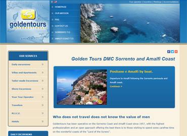 Golden Tours | Vai al sito
