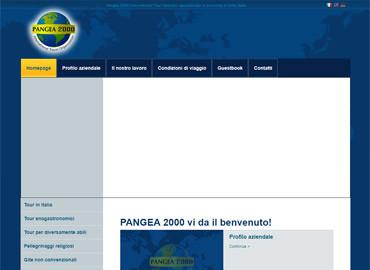 Pangea 2000 | Vai al sito