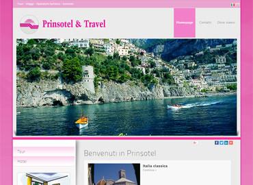 Prinsotel | Vai al sito