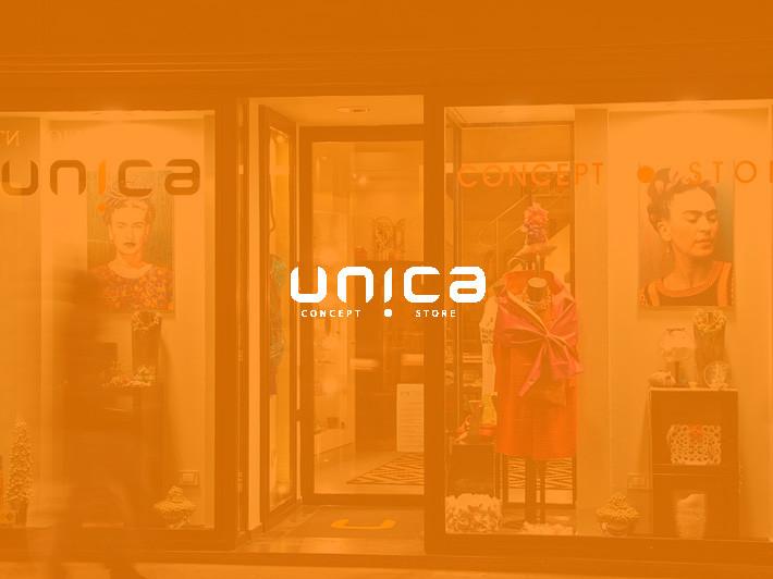 Unica Concept Store | Vai alla scheda progetto