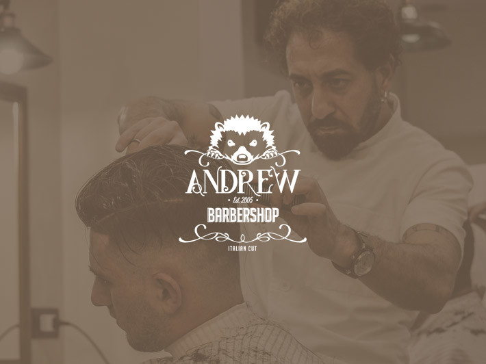 Andrew Barber Shop | Vai alla scheda progetto