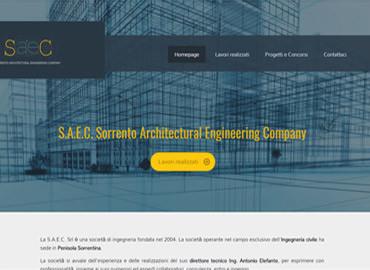 SAEC Società di Ingegneria | Vai al sito