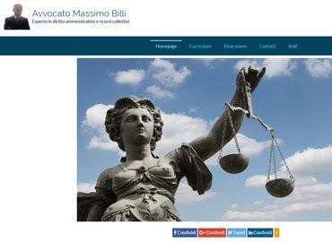 Avvocato Massimo Billi | Vai al sito