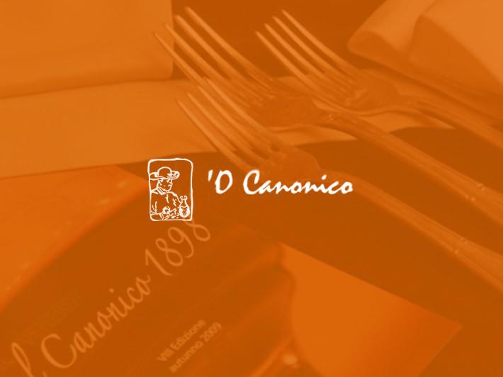 Ristorante O' Canonico | Vai alla scheda progetto