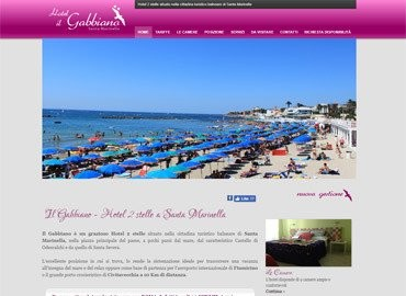 Hotel il Gabbiano | Vai al sito