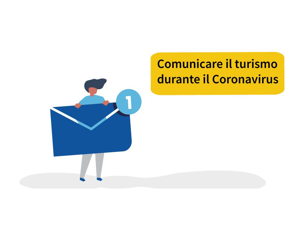 Comunicare il turismo durante il Covid19