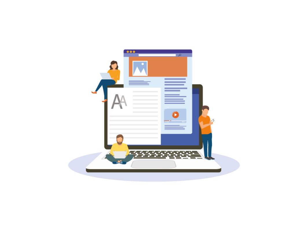 L'importanza del copywriting in un sito web - Blog Justweb