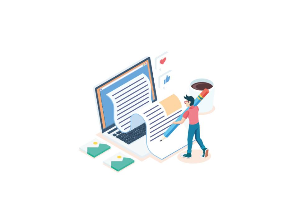 L'importanza del blog in un sito web - Justweb