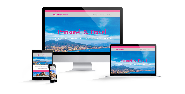 Prinsotel & Travel | Vai al sito