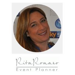 Rita Romano - Event Planner: www.ritaromanoeventplanner.com