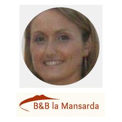 Rossella Gambardella - Titolare del B&B La Mansarda: www.lamansardasorrento.it